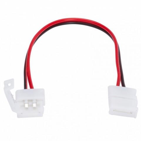 Conector para Tira de LEDs 12/24VDC SMD3528/2835 2 Vías Doble