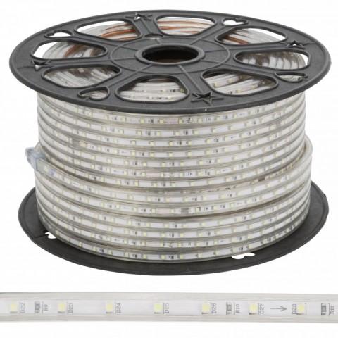 Tira de 60 LEDs/M 220VAC 100M SMD3528 IP65