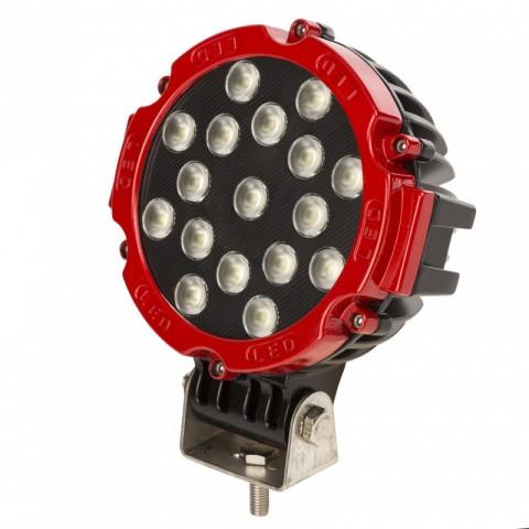Foco de LEDs 51W 9-33VDC IP68 para Automóviles y Náutica