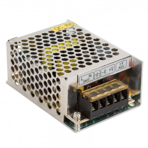 Transformador para LEDs 25W 24VDC 1,1A IP25