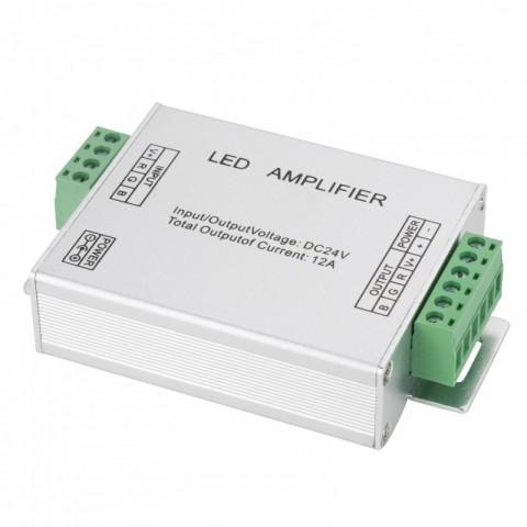 Amplificador RGB 24VDC Interior IP25 Max. 288W