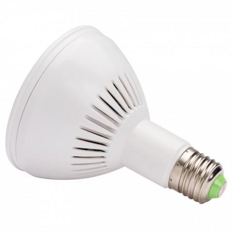 Lámpara de LEDs PAR30 E27 36W 2800Lm 12º con Ventilador Sunon 50.000H