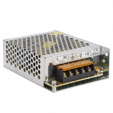 Transformador para LEDs 24VDC 60W/2,5A IP25 Interior