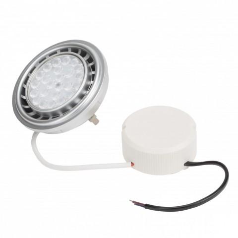 Lámpara de LEDs AR111 30W 2300Lm 50.000H Driver Externo